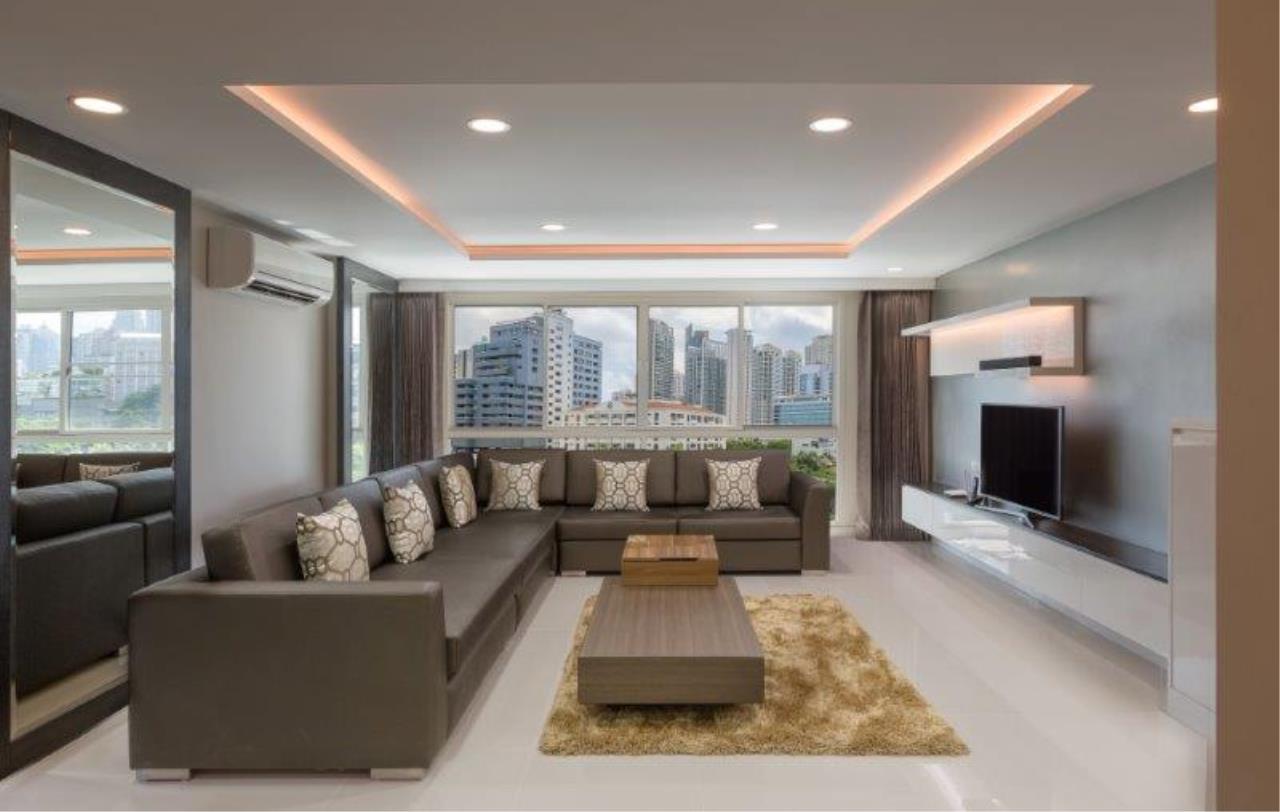 Century21 Skylux Agency's Aashiana Sukhumvit 26 / Apartment (Serviced) For Rent / 3 Bedroom / 120 SQM / BTS Phrom Phong / Bangkok 2