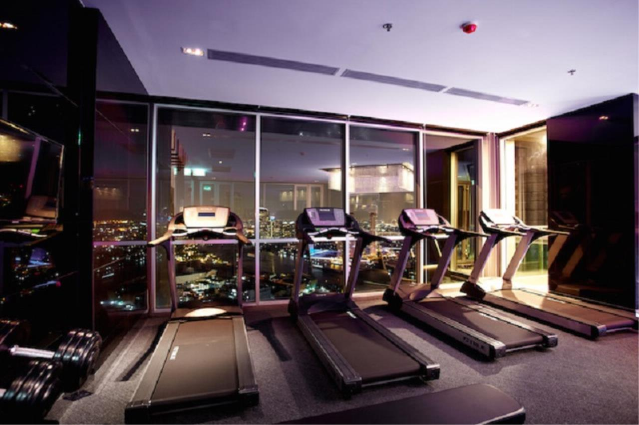 Century21 Skylux Agency's Rhythm Sathorn / Condo For Sale / 2 Bedroom / 66 SQM / BTS Saphan Taksin / Bangkok 13