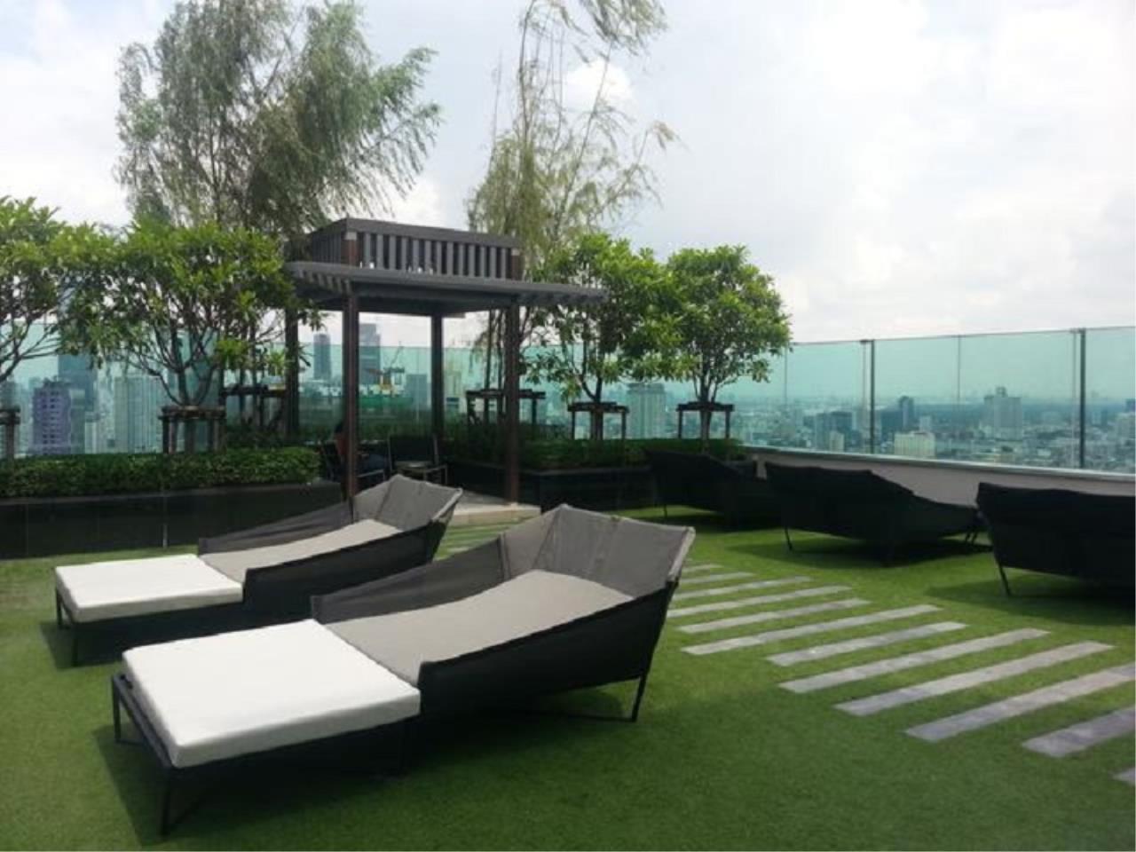 Century21 Skylux Agency's Rhythm Sathorn / Condo For Sale / 2 Bedroom / 66 SQM / BTS Saphan Taksin / Bangkok 11