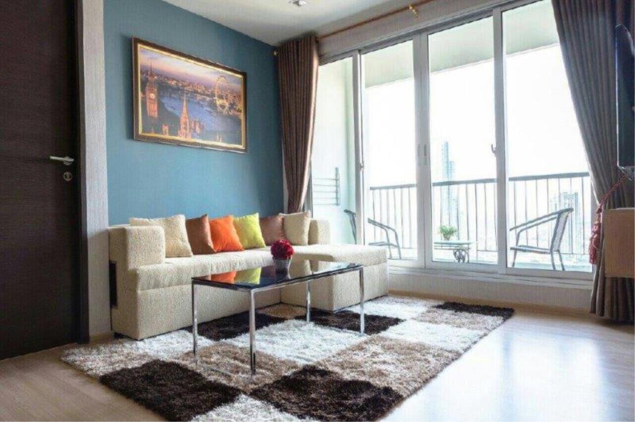 Century21 Skylux Agency's Rhythm Sathorn / Condo For Sale / 2 Bedroom / 66 SQM / BTS Saphan Taksin / Bangkok 3