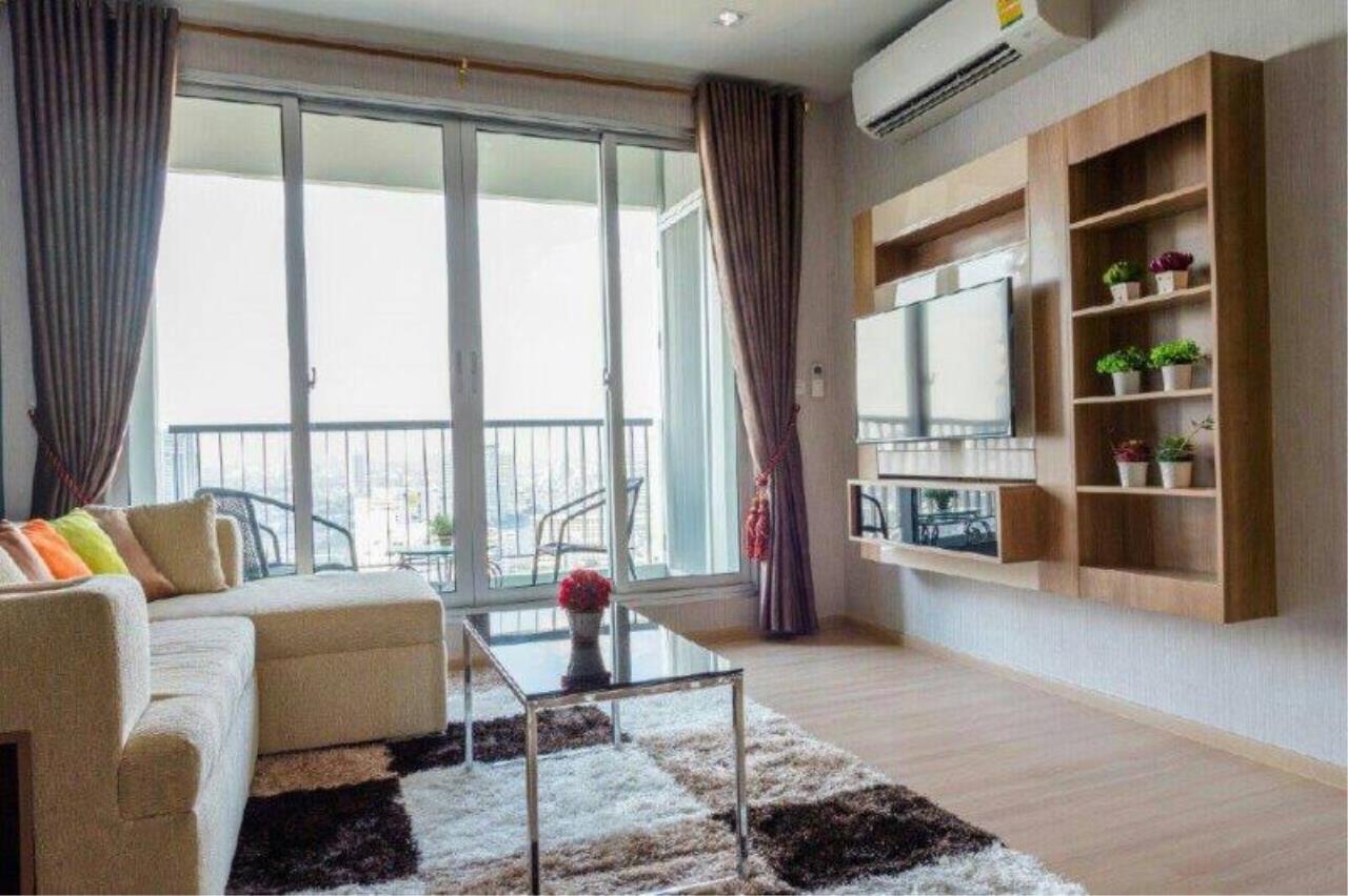 Century21 Skylux Agency's Rhythm Sathorn / Condo For Sale / 2 Bedroom / 66 SQM / BTS Saphan Taksin / Bangkok 2