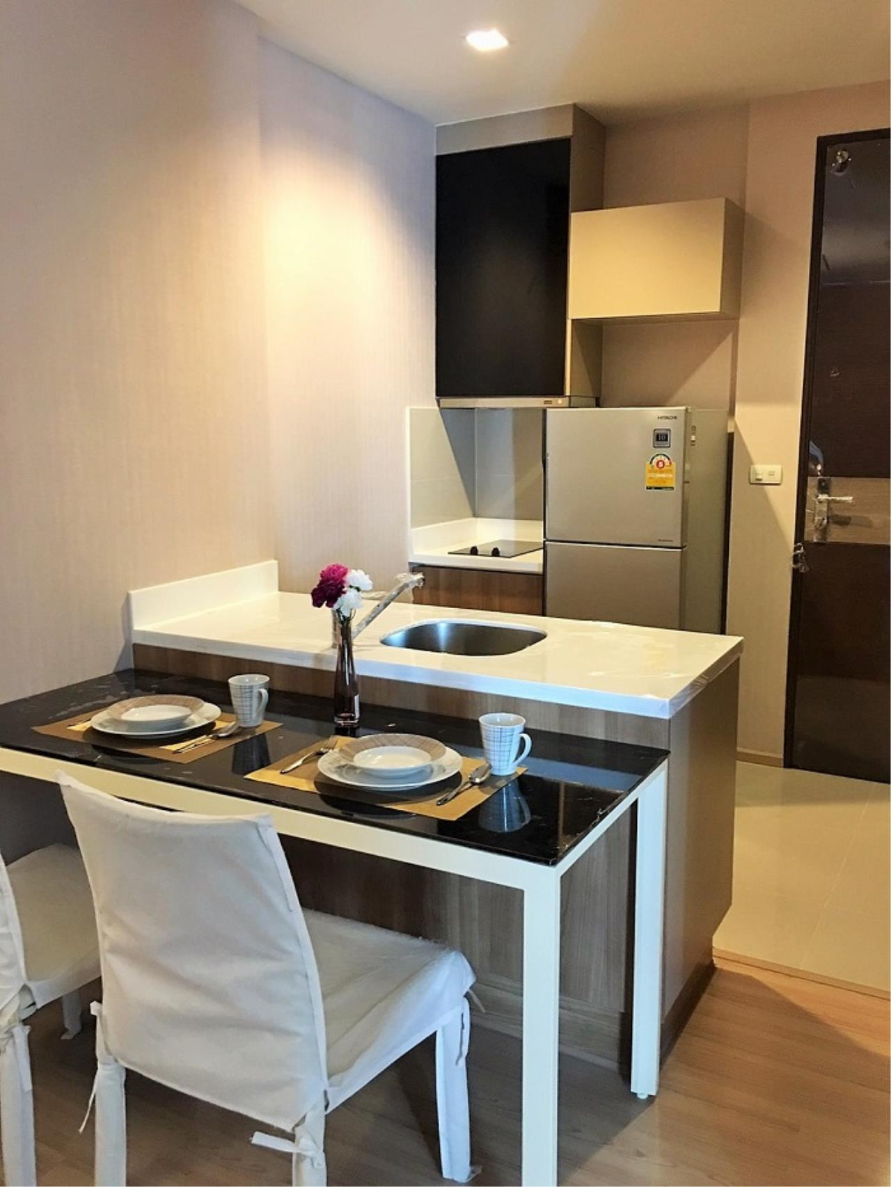 Century21 Skylux Agency's Rhythm Sathorn / Condo For Rent / 1 Bedroom / 45 SQM / BTS Saphan Taksin / Bangkok 3