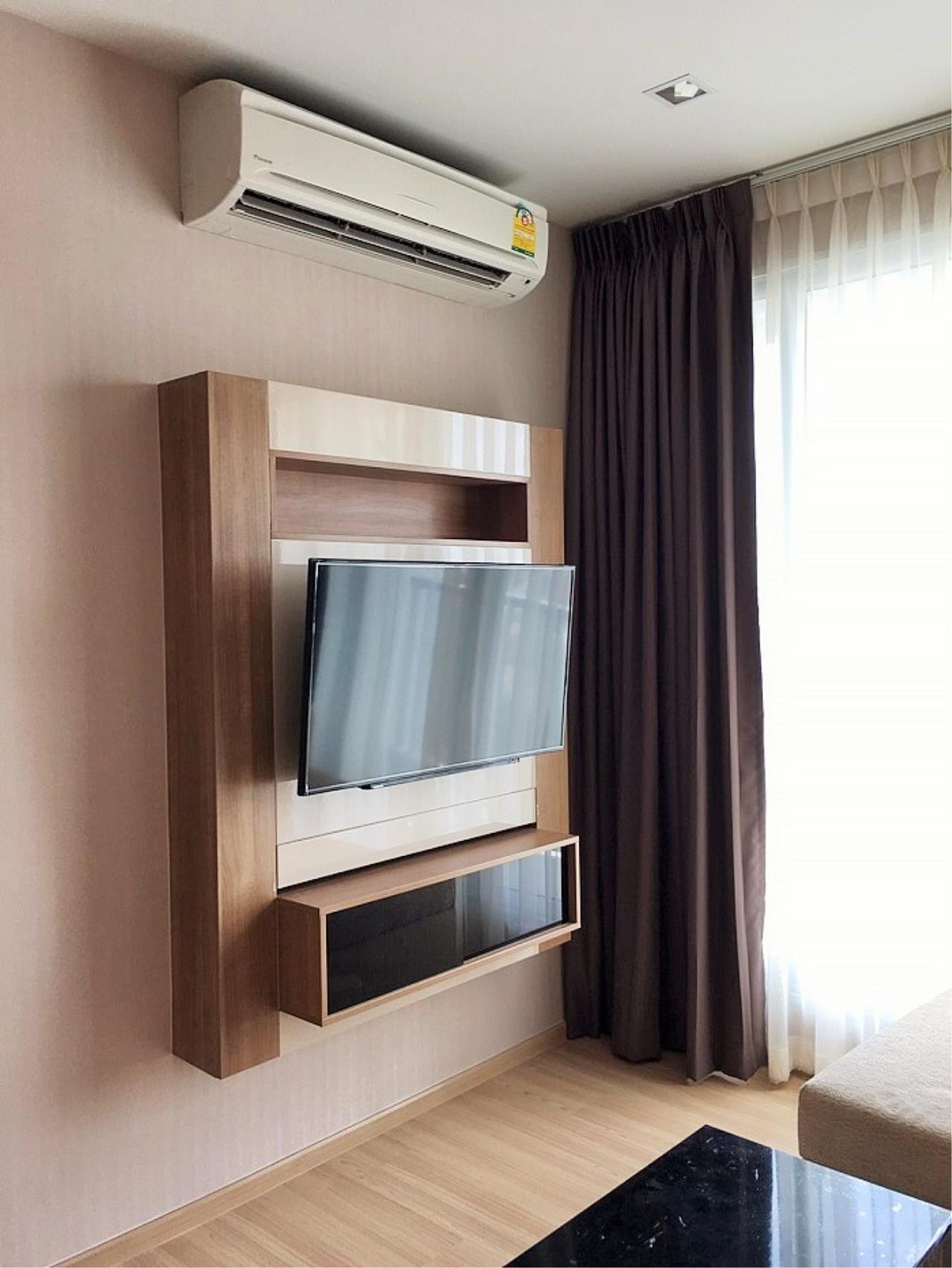 Century21 Skylux Agency's Rhythm Sathorn / Condo For Rent / 1 Bedroom / 45 SQM / BTS Saphan Taksin / Bangkok 5