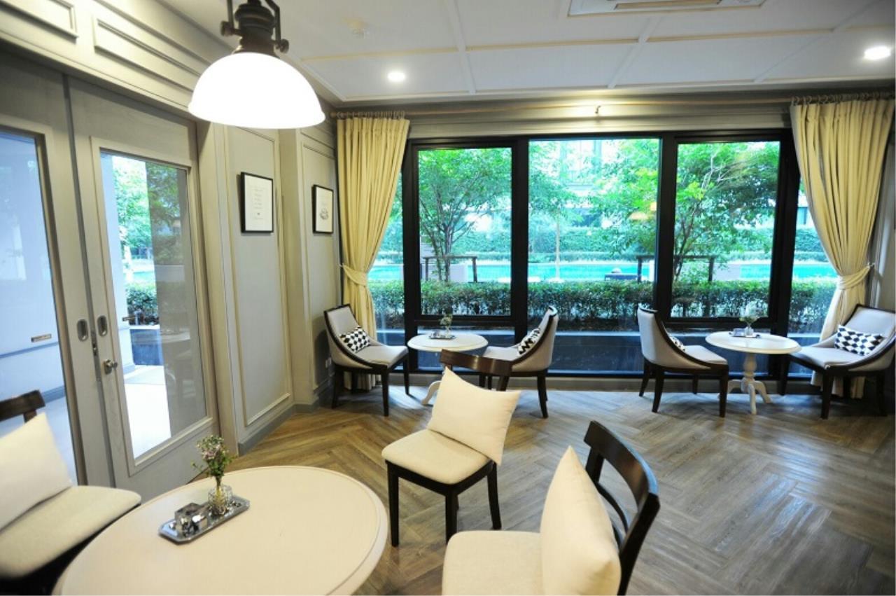 Century21 Skylux Agency's The Reserve – Kasemsan 3 / Condo For Sale / 1 Bedroom / 40 SQM / BTS National Stadium / Bangkok 11