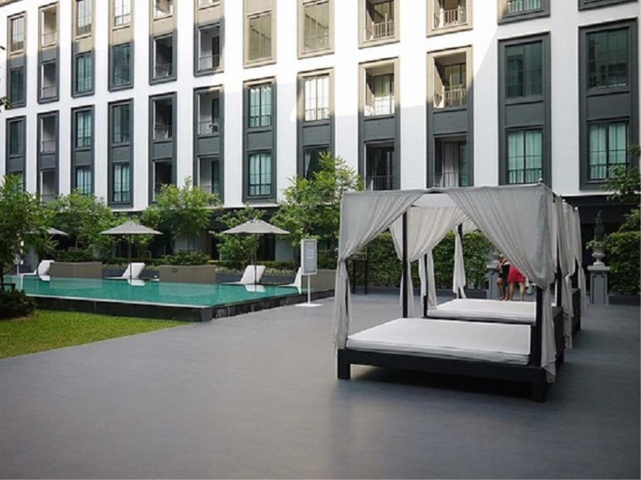 Century21 Skylux Agency's The Reserve – Kasemsan 3 / Condo For Sale / 1 Bedroom / 40 SQM / BTS National Stadium / Bangkok 13
