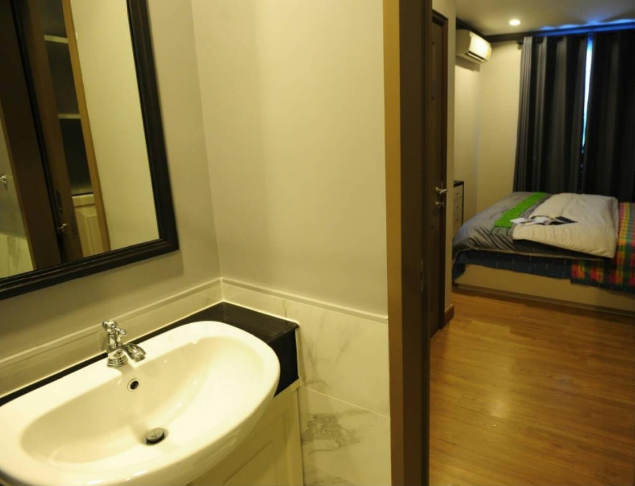 Century21 Skylux Agency's The Reserve – Kasemsan 3 / Condo For Sale / 1 Bedroom / 40 SQM / BTS National Stadium / Bangkok 9