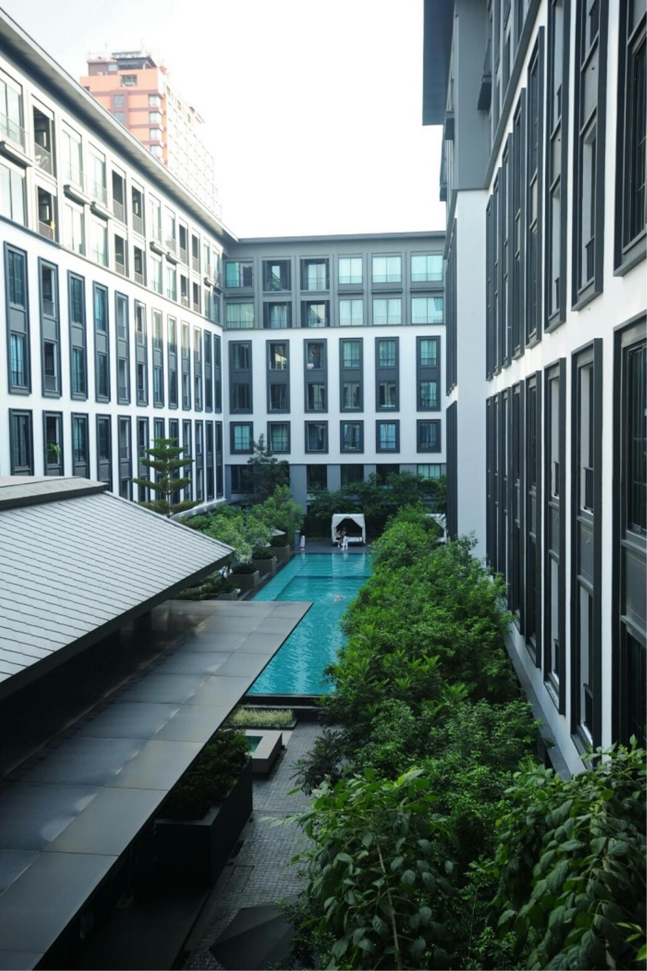 Century21 Skylux Agency's The Reserve – Kasemsan 3 / Condo For Sale / 1 Bedroom / 40 SQM / BTS National Stadium / Bangkok 12