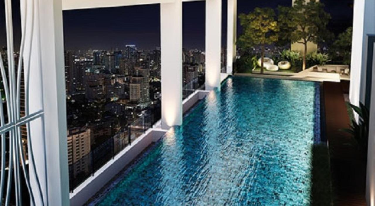 Century21 Skylux Agency's Rhythm Sathorn – Narathiwas / Condo For Sale / 2 Bedroom / 61 SQM / BTS Chong Nonsi / Bangkok 8