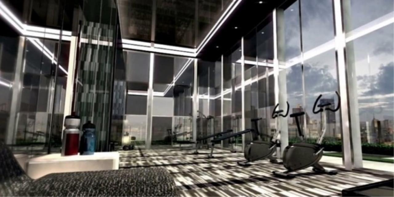 Century21 Skylux Agency's Rhythm Sathorn – Narathiwas / Condo For Sale / 2 Bedroom / 61 SQM / BTS Chong Nonsi / Bangkok 9