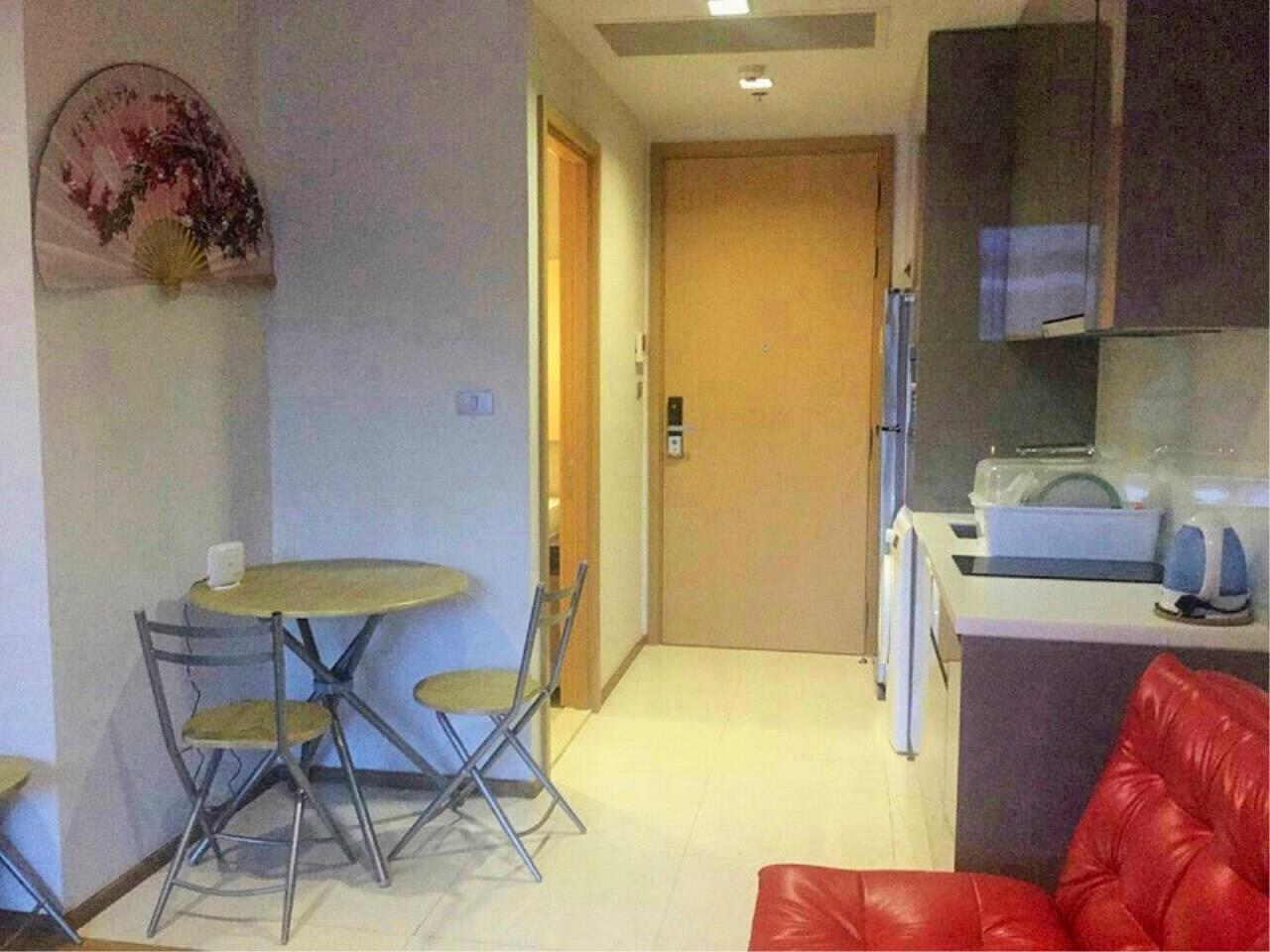 Century21 Skylux Agency's Hyde Sukhumvit / Condo For Sale / 1 Bedroom / 31 SQM / BTS Nana / Bangkok 1