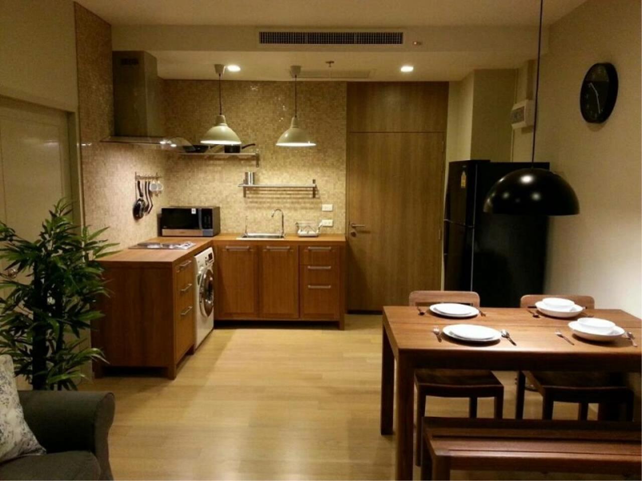 Century21 Skylux Agency's Noble Reveal / Condo For Rent / 1 Bedroom / 52 SQM / BTS Ekkamai / Bangkok 2