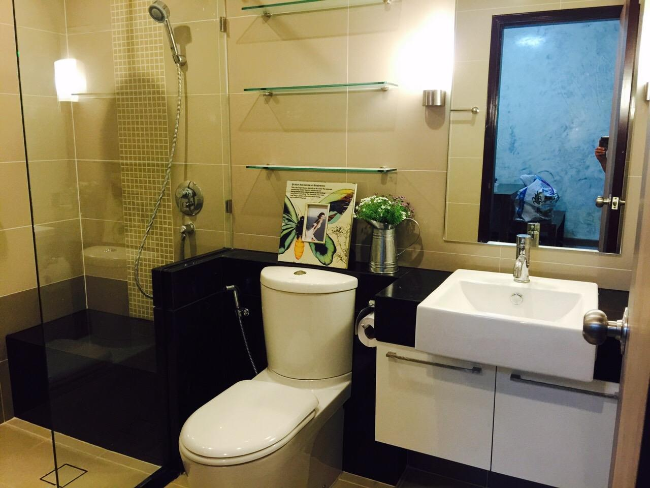 Century21 Skylux Agency's Supalai River Resort / Condo For Sale / 1 Bedroom / 54.5 SQM / BTS Wongwian Yai / Bangkok 9
