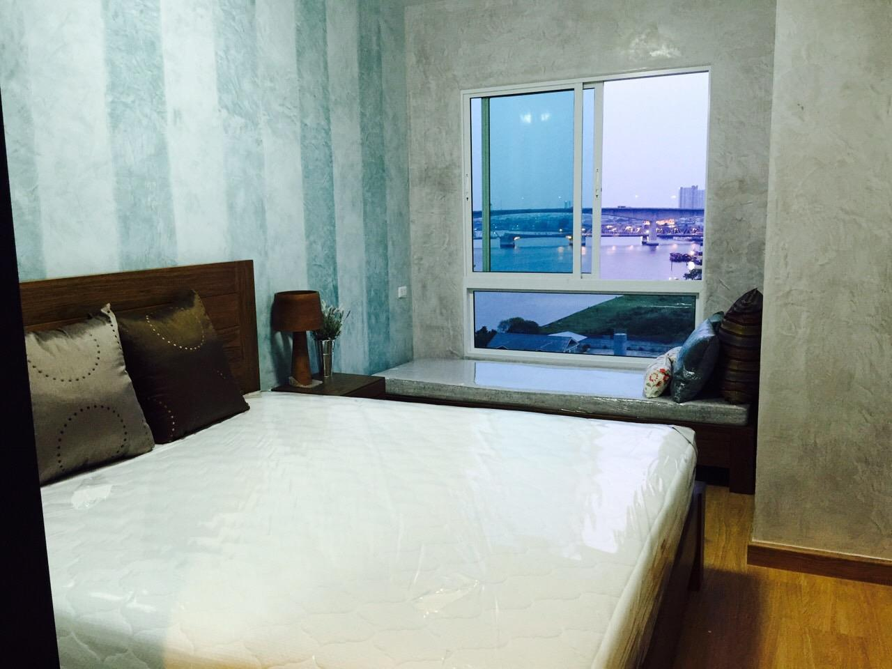 Century21 Skylux Agency's Supalai River Resort / Condo For Sale / 1 Bedroom / 54.5 SQM / BTS Wongwian Yai / Bangkok 7