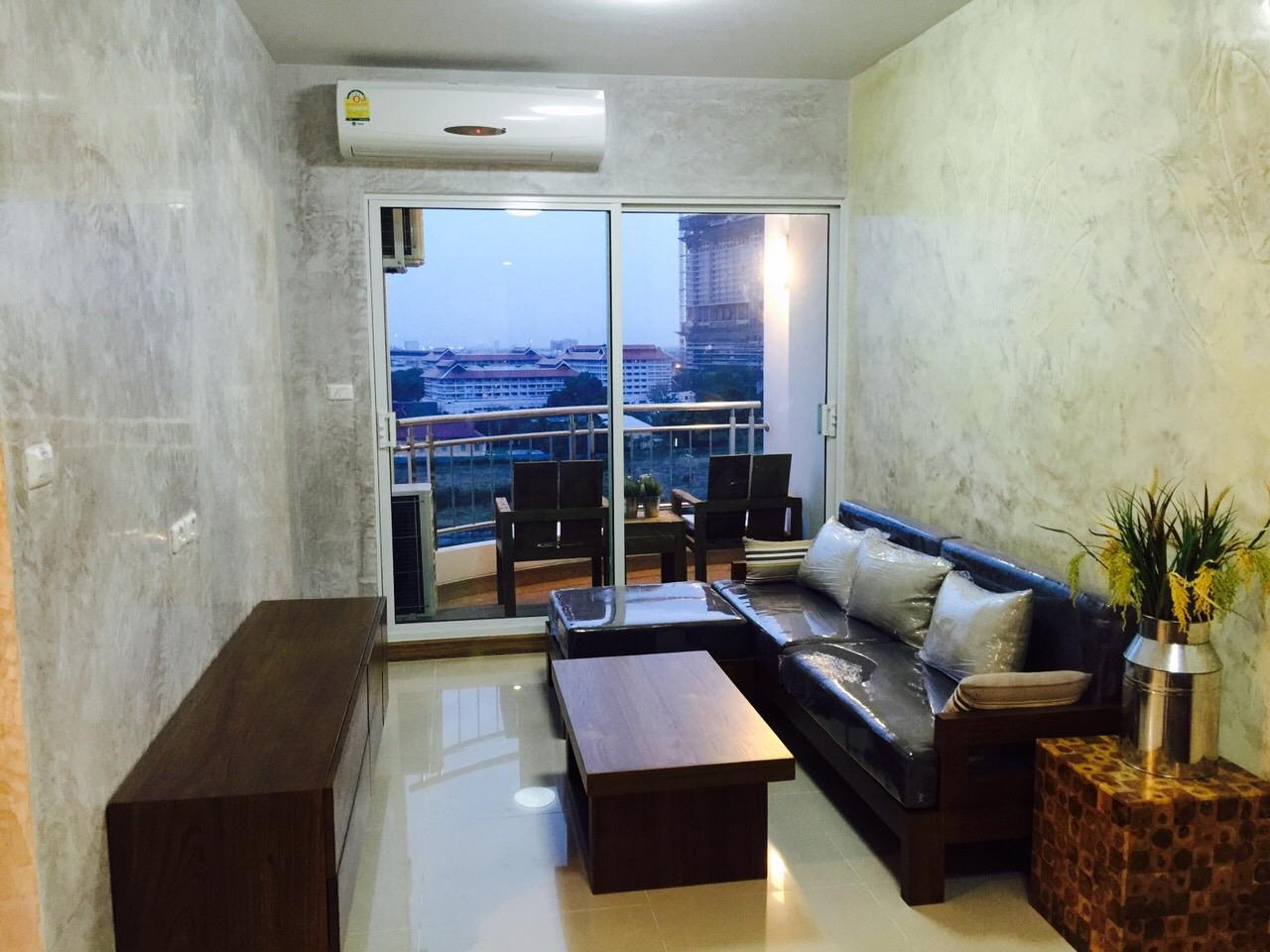 Century21 Skylux Agency's Supalai River Resort / Condo For Sale / 1 Bedroom / 54.5 SQM / BTS Wongwian Yai / Bangkok 1