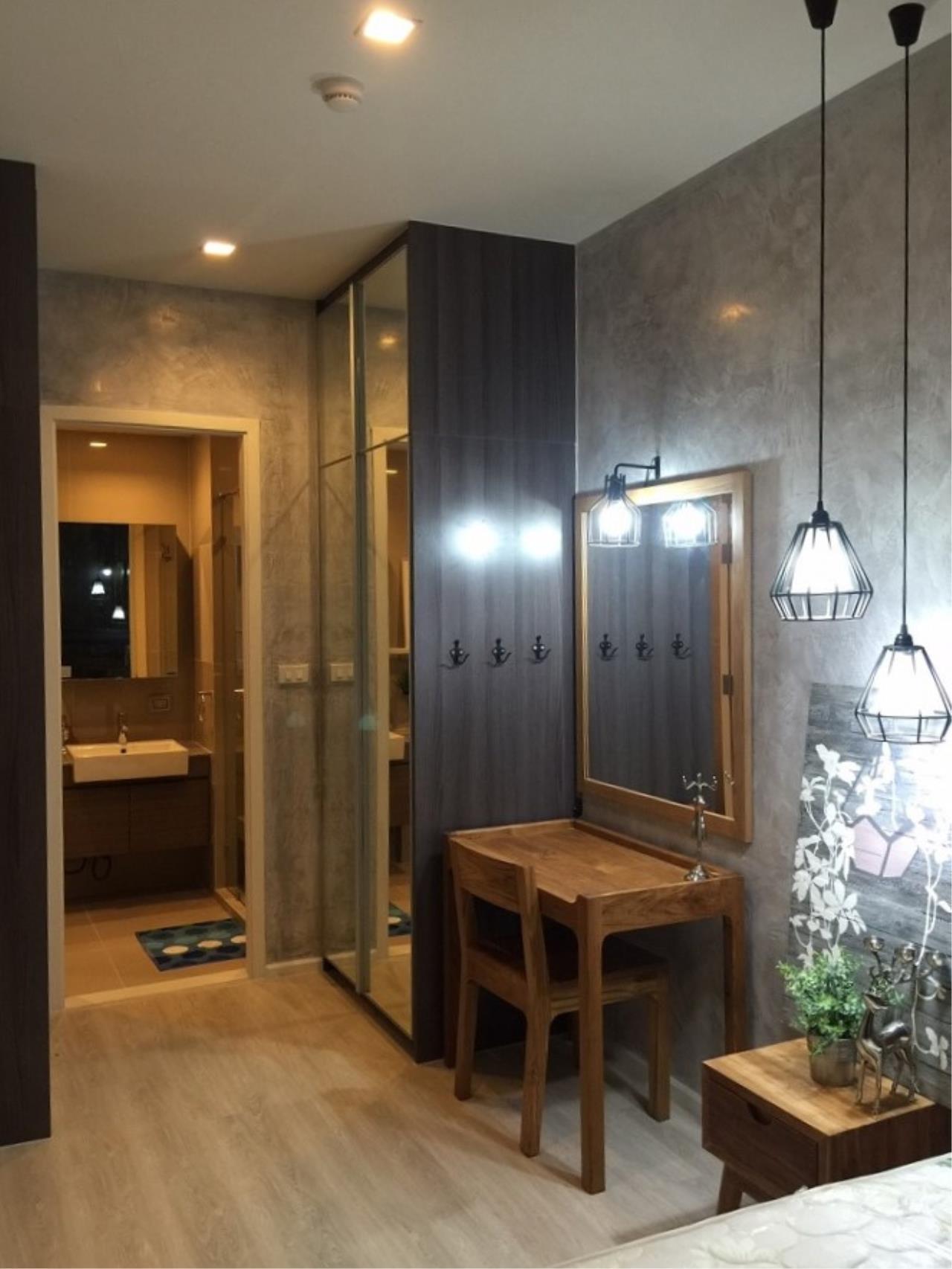 Century21 Skylux Agency's Quinn Condo Ratchada / Condo For Rent / 1 Bedroom / 34 SQM / MRT Sutthisan / Bangkok 5