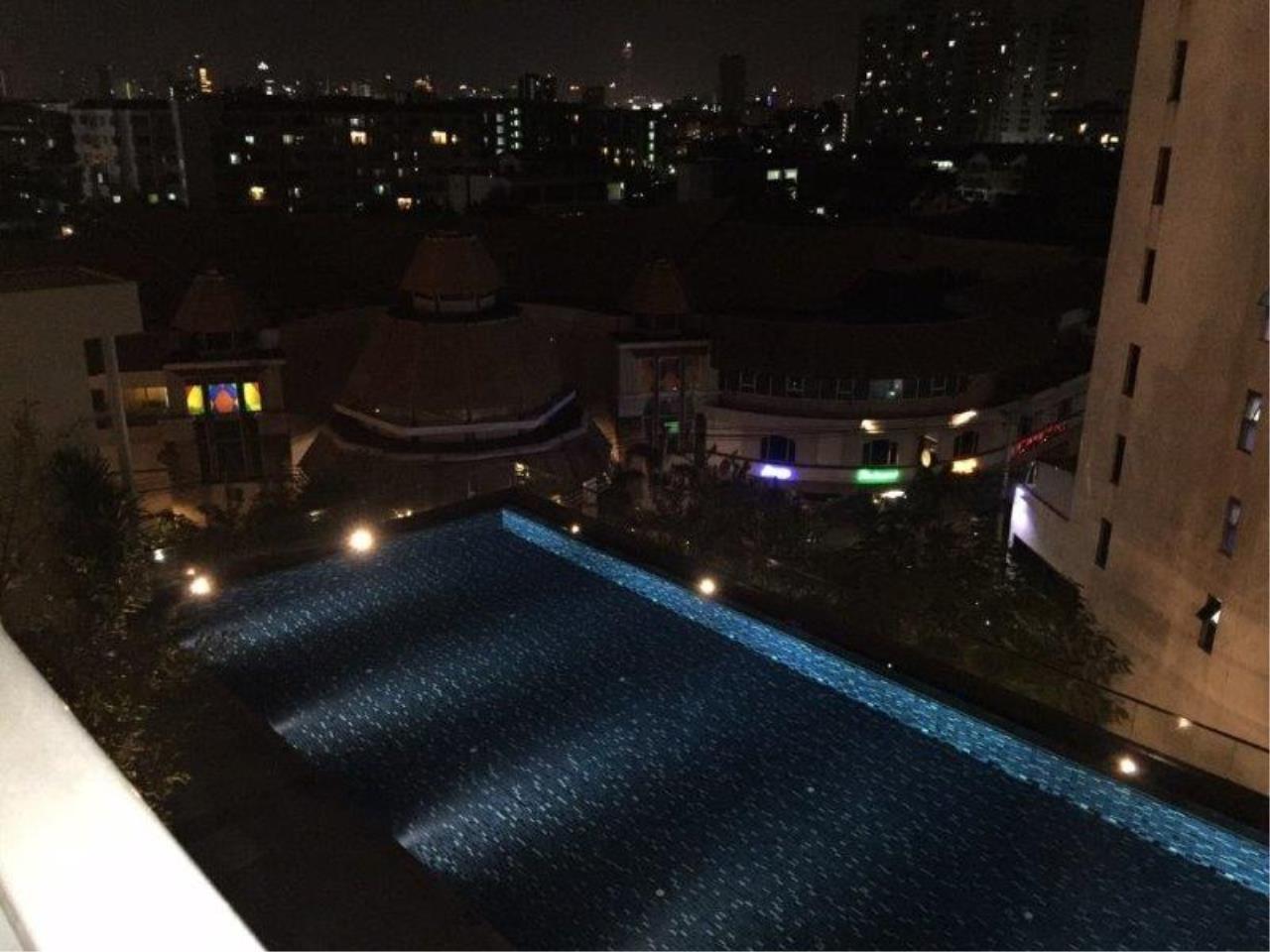 Century21 Skylux Agency's Quinn Condo Ratchada / Condo For Rent / 1 Bedroom / 34 SQM / MRT Sutthisan / Bangkok 9