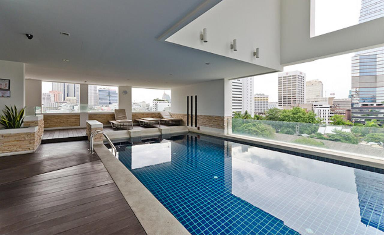 Century21 Skylux Agency's Ivy Sathorn 10 / Condo For Sale / 1 Bedroom / 41.33 SQM / BTS Chong Nonsi / Bangkok 9