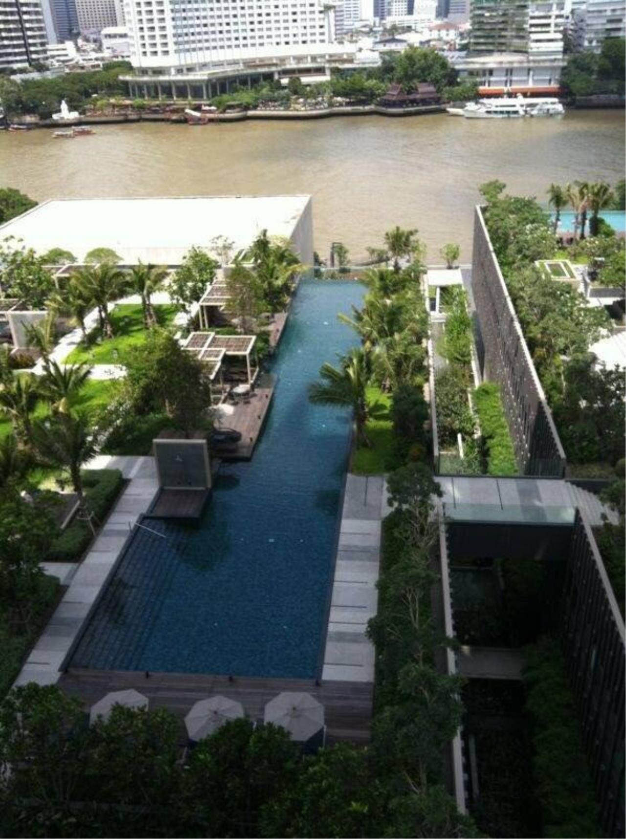 Century21 Skylux Agency's The River / Condo For Sale / 2 Bedroom / 132.11 SQM / BTS Krung Thon Buri / Bangkok 10