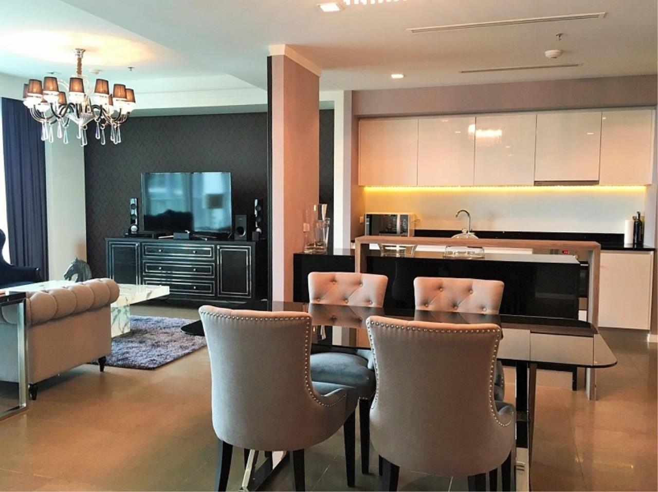 Century21 Skylux Agency's The River / Condo For Sale / 2 Bedroom / 132.11 SQM / BTS Krung Thon Buri / Bangkok 3