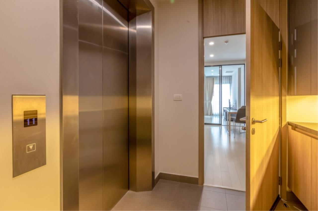 Century21 Skylux Agency's Noble Ploenchit / Condo For Rent / 1 Bedroom / 47.24 SQM / BTS Phloen Chit / Bangkok 11
