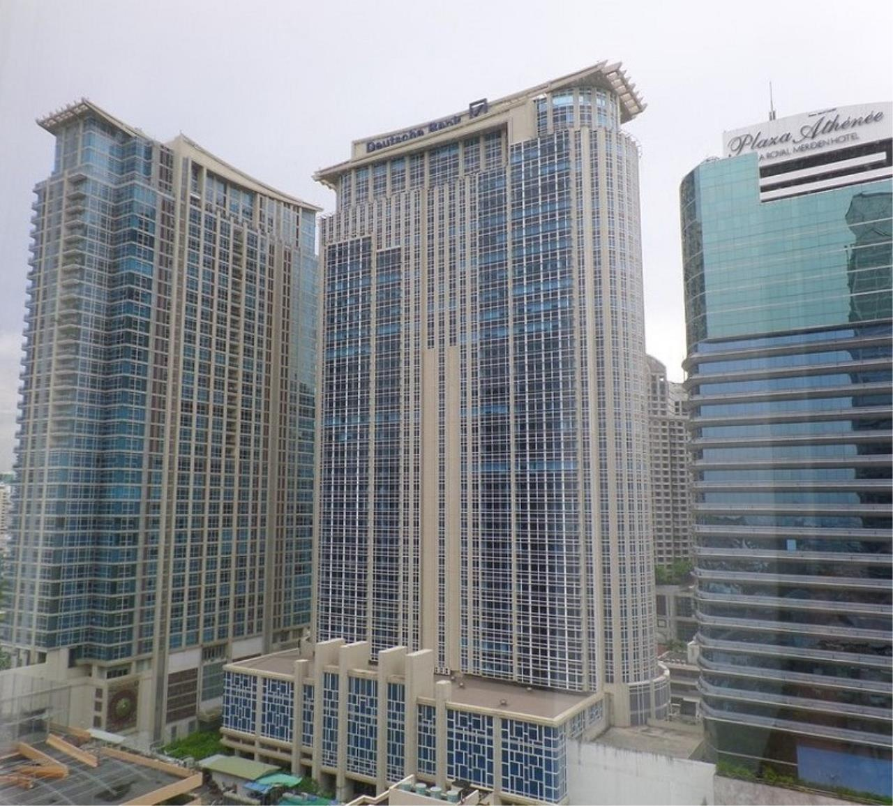 Century21 Skylux Agency's Athenee Residence / Condo For Rent / 2 Bedroom / 120 SQM / BTS Phloen Chit / Bangkok 8