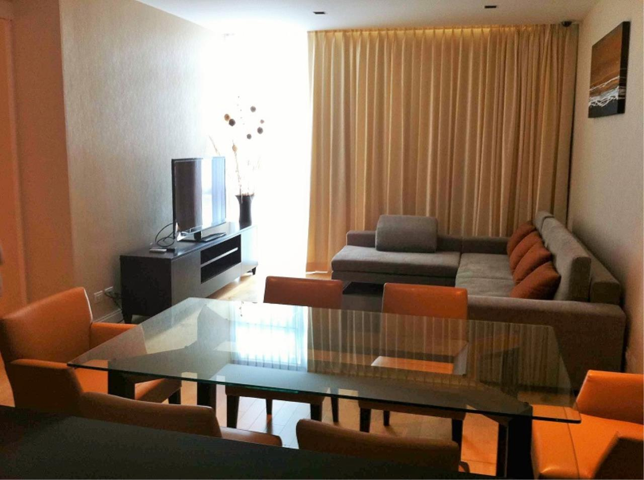 Century21 Skylux Agency's Athenee Residence / Condo For Rent / 2 Bedroom / 120 SQM / BTS Phloen Chit / Bangkok 1