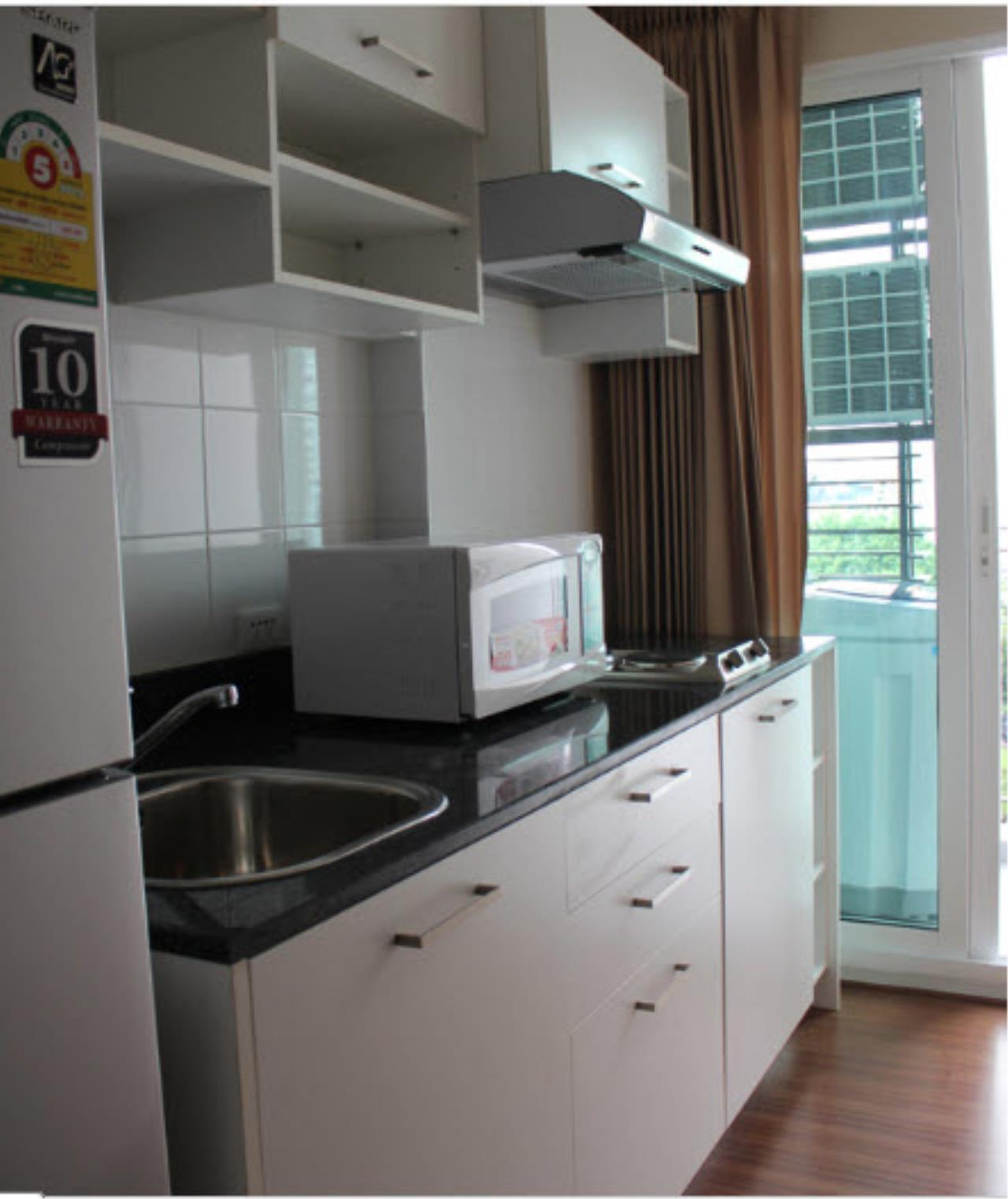 Century21 Skylux Agency's Diamond Ratchada / Condo For Sale / 1 Bedroom / 34.87 SQM / MRT Huai Khwang / Bangkok 5