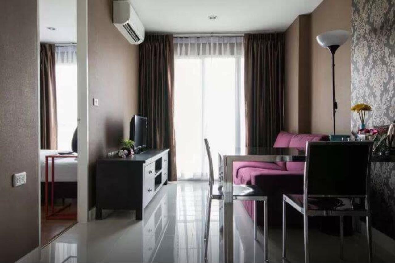 Century21 Skylux Agency's The Mark Ratchada-Airport Link / Condo For Sale / 1 Bedroom / 38 SQM / MRT Phra Ram 9 / Bangkok 1
