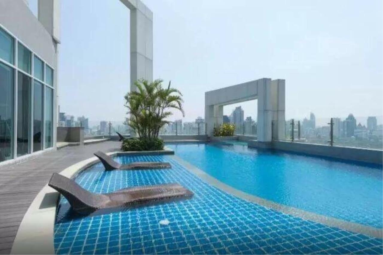 Century21 Skylux Agency's The Mark Ratchada-Airport Link / Condo For Sale / 1 Bedroom / 38 SQM / MRT Phra Ram 9 / Bangkok 14