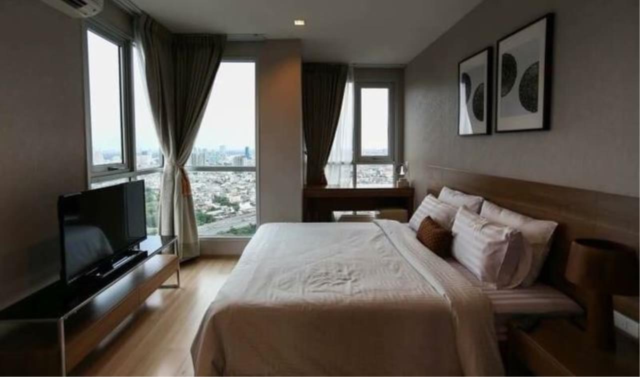 Century21 Skylux Agency's Rhythm Sathorn / Condo For Sale / 2 Bedroom / 63.5 SQM / BTS Saphan Taksin / Bangkok 5