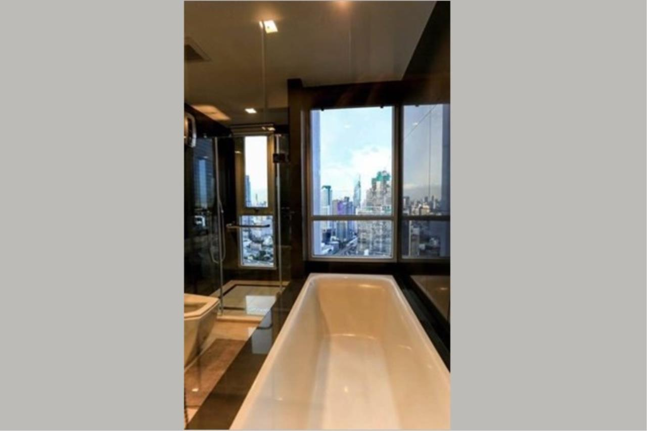 Century21 Skylux Agency's Rhythm Sathorn / Condo For Sale / 2 Bedroom / 63.5 SQM / BTS Saphan Taksin / Bangkok 8