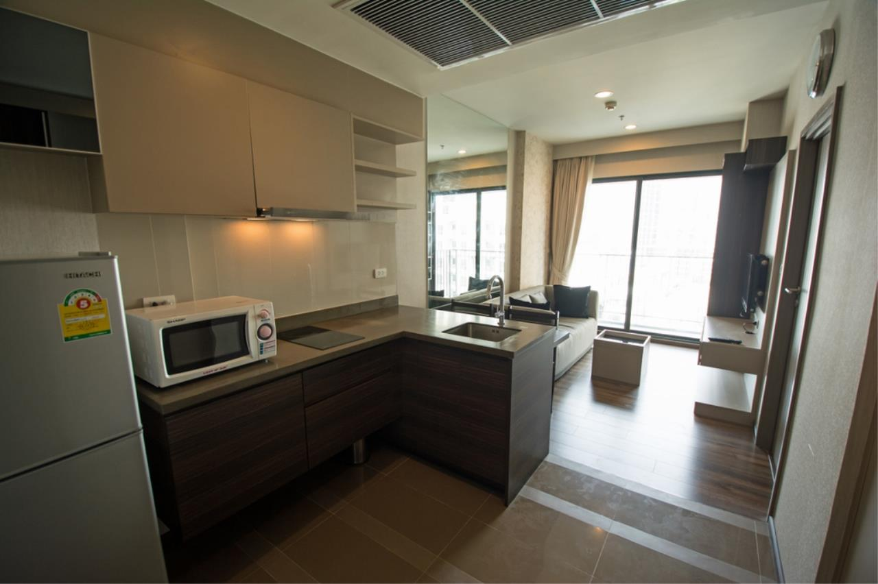 Century21 Skylux Agency's TEAL Sathorn-Taksin / Condo For Rent / 1 Bedroom / 34.5 SQM / BTS Wongwian Yai / Bangkok 6