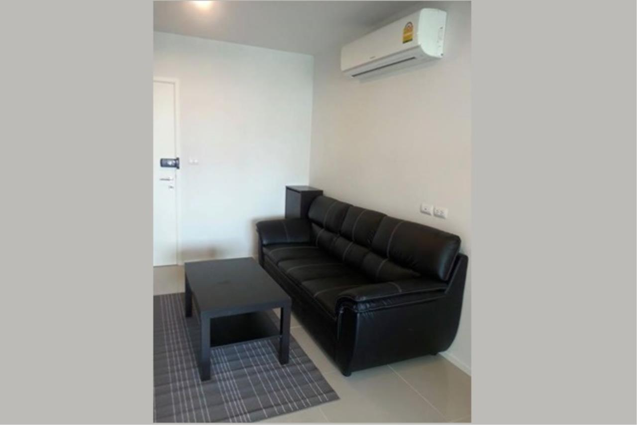 Century21 Skylux Agency's Aspire Rama 9 / Condo For Sale / 1 Bedroom / 39 SQM / MRT Phra Ram 9 / Bangkok 1