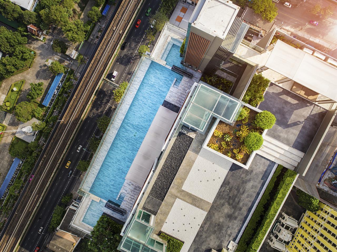 Century21 Skylux Agency's M Phayathai / Condo For Sale / 2 Bedroom / 65.96 SQM / BTS Sukhumvit Line / Bangkok 8