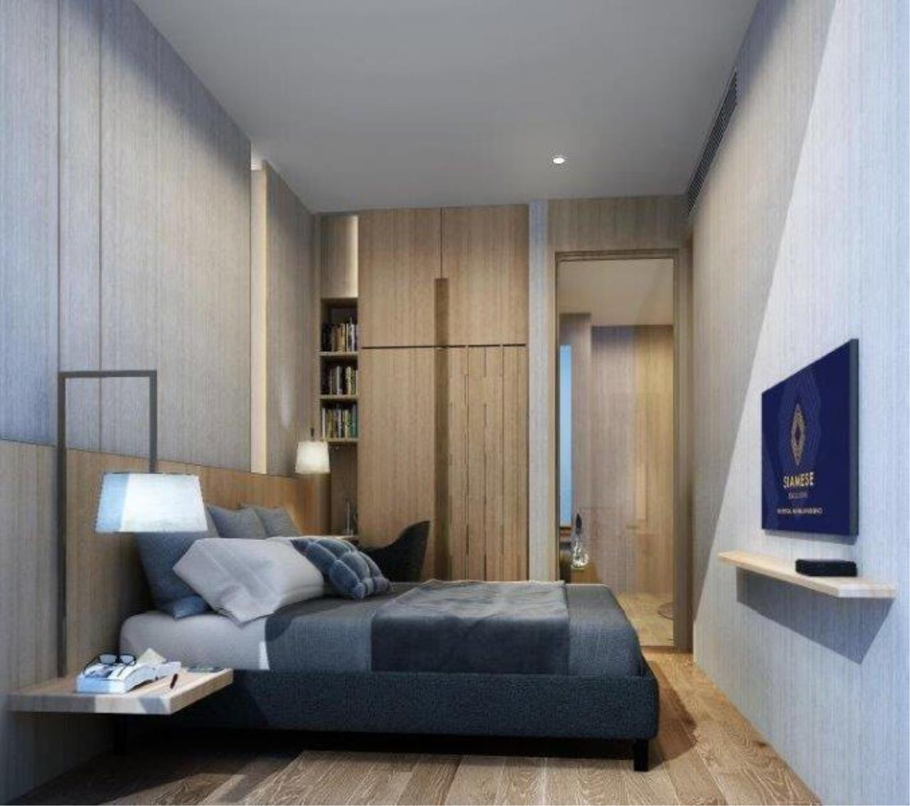 Century21 Skylux Agency's Siamese Exclusive Sukhumvit 42 / Condo For Sale / 1 Bedroom / 34.74 SQM / BTS Ekkamai / Bangkok 3