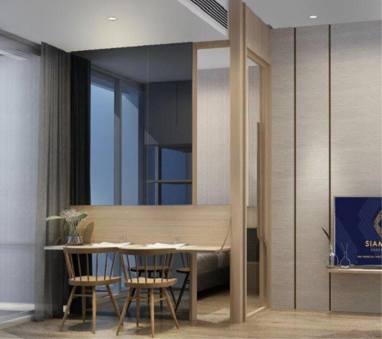 Century21 Skylux Agency's Siamese Exclusive Sukhumvit 42 / Condo For Sale / 1 Bedroom / 34.74 SQM / BTS Ekkamai / Bangkok 4