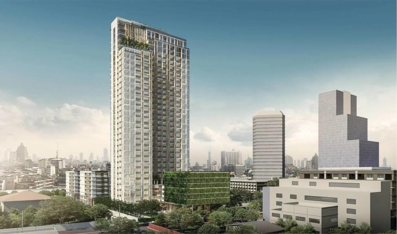 Century21 Skylux Agency's Siamese Exclusive Sukhumvit 42 / Condo For Sale / 1 Bedroom / 34.74 SQM / BTS Ekkamai / Bangkok 6