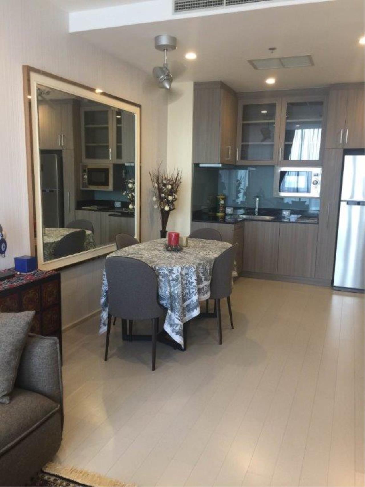 Century21 Skylux Agency's Noble Ploenchit / Condo For Rent / 1 Bedroom / 58.9 SQM / BTS Phloen Chit / Bangkok 4