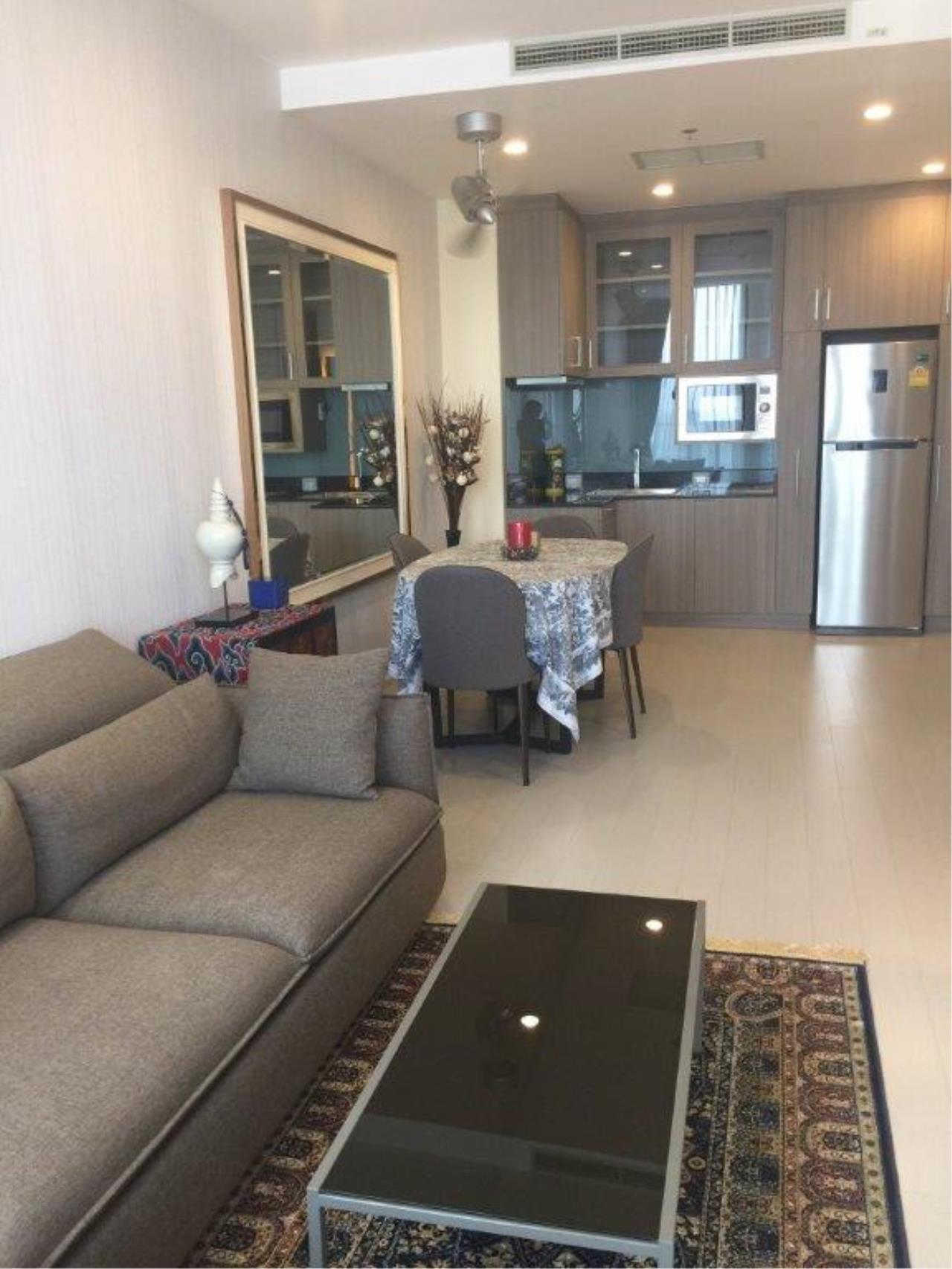 Century21 Skylux Agency's Noble Ploenchit / Condo For Rent / 1 Bedroom / 58.9 SQM / BTS Phloen Chit / Bangkok 1