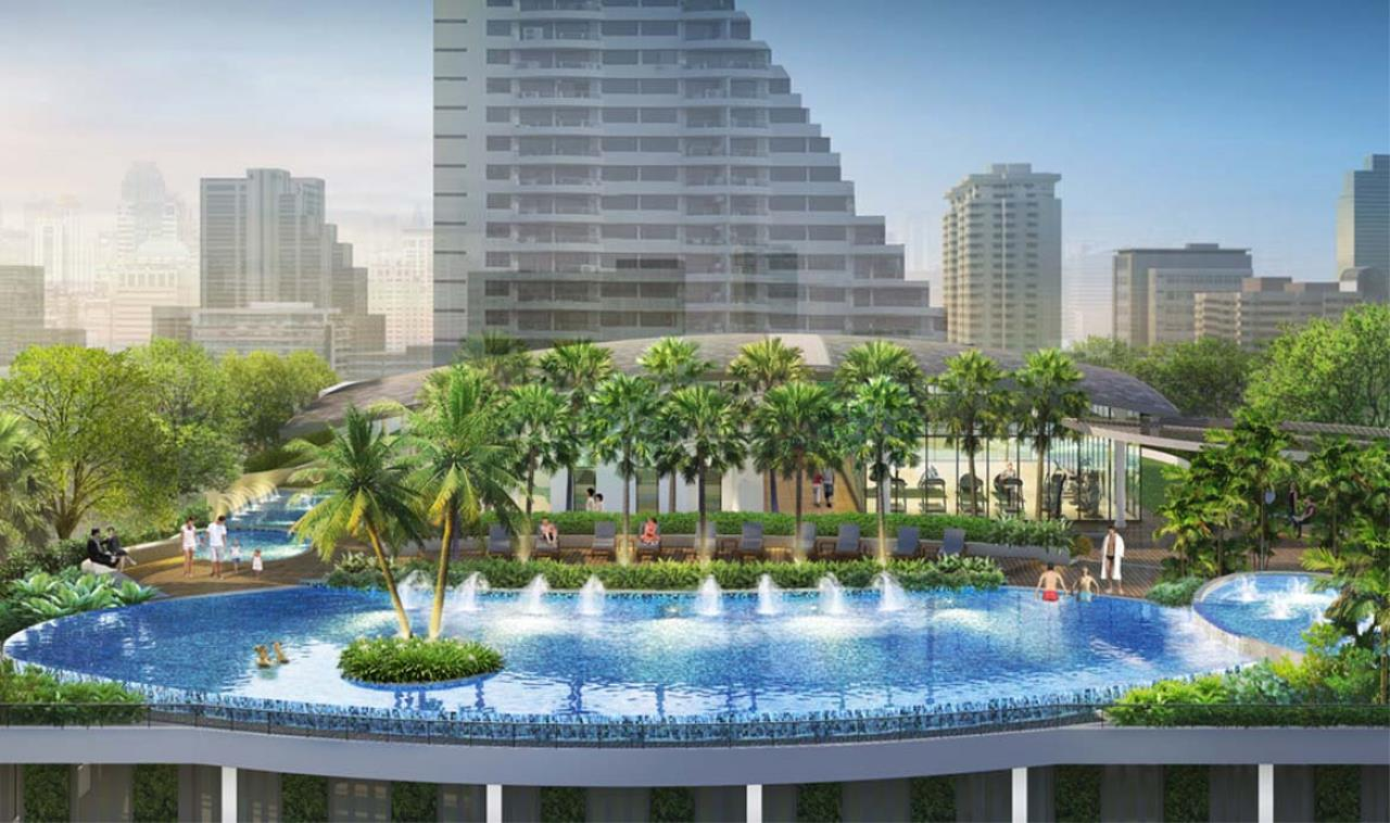 Century21 Skylux Agency's Supalai Oriental Sukhumvit 39 / Condo For Sale / 2 Bedroom / 65.5 SQM / MRT Blue Line / Bangkok 10