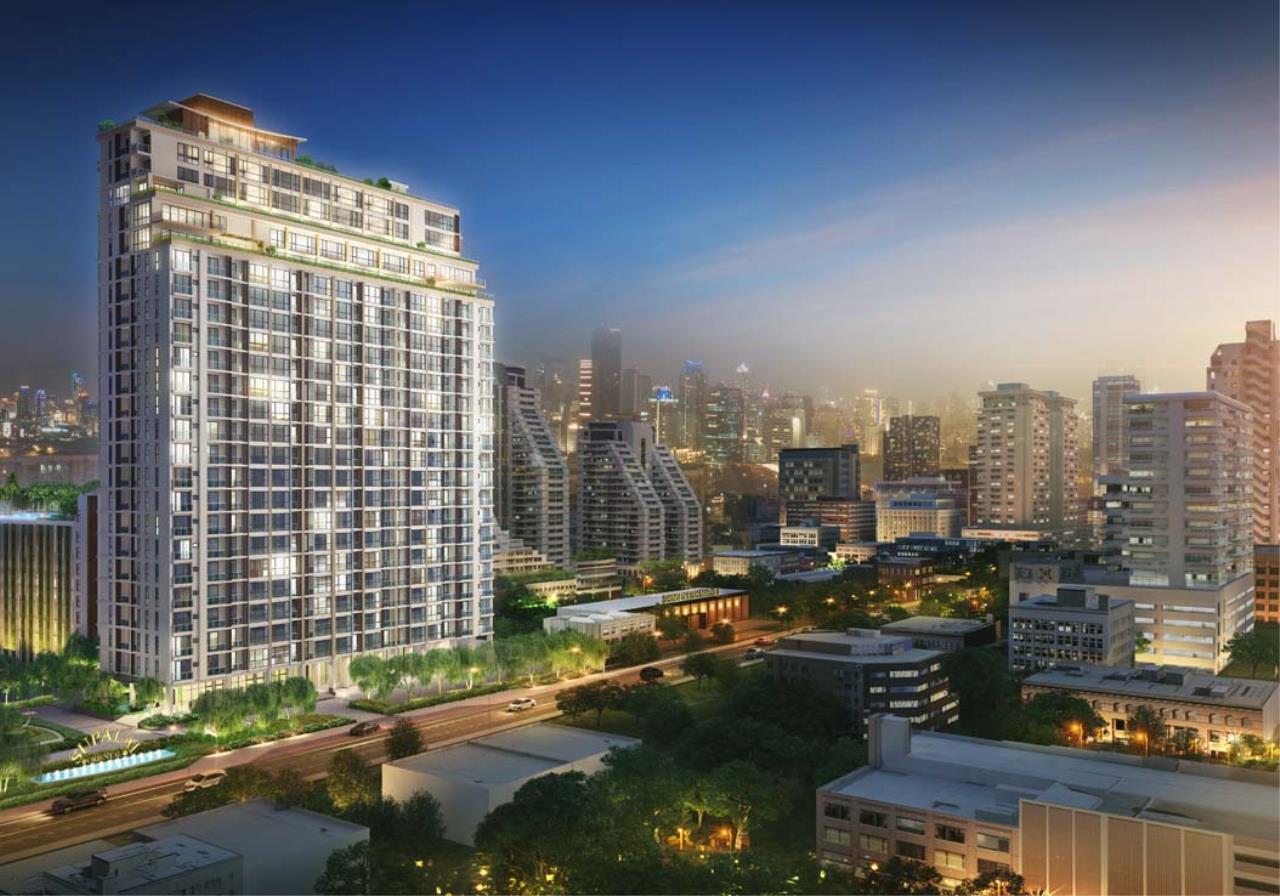 Century21 Skylux Agency's Supalai Oriental Sukhumvit 39 / Condo For Sale / 2 Bedroom / 65.5 SQM / MRT Blue Line / Bangkok 1