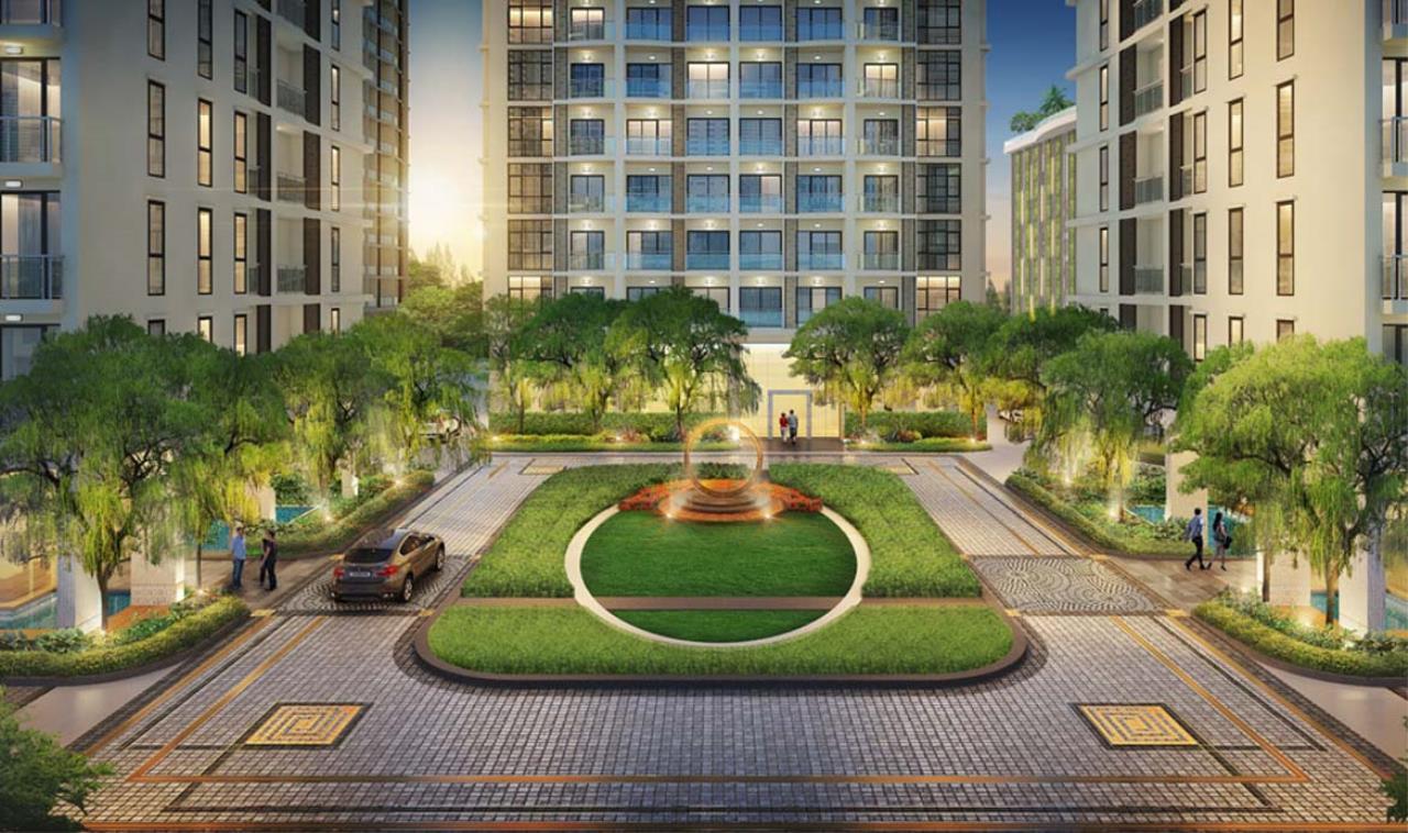 Century21 Skylux Agency's Supalai Oriental Sukhumvit 39 / Condo For Sale / 2 Bedroom / 65.5 SQM / MRT Blue Line / Bangkok 9