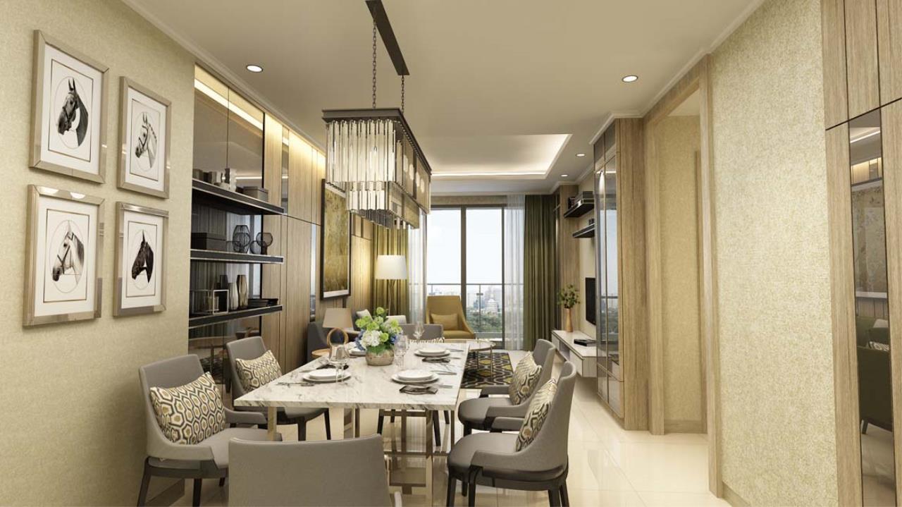 Century21 Skylux Agency's Supalai Oriental Sukhumvit 39 / Condo For Sale / 2 Bedroom / 65.5 SQM / MRT Blue Line / Bangkok 4