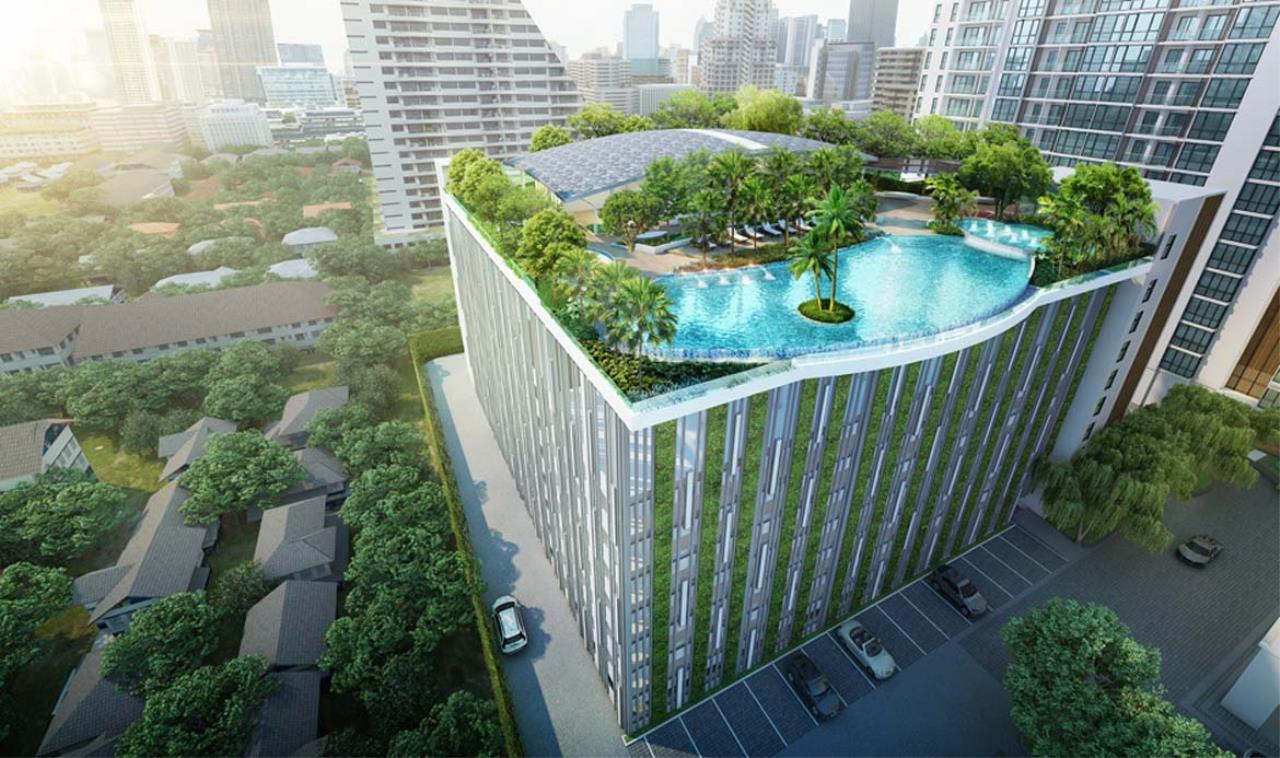 Century21 Skylux Agency's Supalai Oriental Sukhumvit 39 / Condo For Sale / 2 Bedroom / 65.5 SQM / MRT Blue Line / Bangkok 8