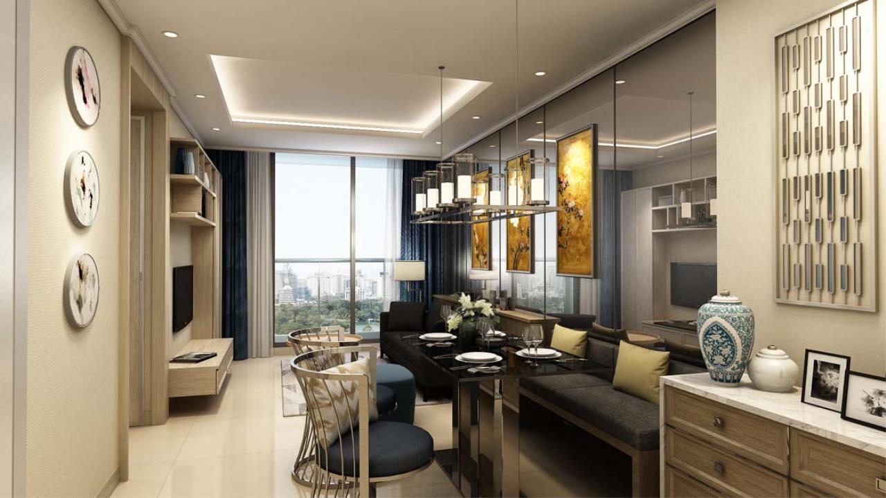 Century21 Skylux Agency's Supalai Oriental Sukhumvit 39 / Condo For Sale / 2 Bedroom / 65.5 SQM / MRT Blue Line / Bangkok 15
