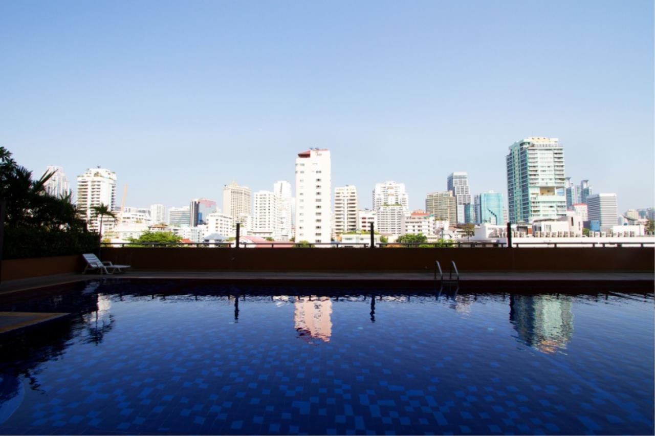 Century21 Skylux Agency's Sethiwan Palace Sukhumvit 4 / Apartment (Serviced) For Rent / 3 Bedroom / 250 SQM / BTS Nana / Bangkok 9
