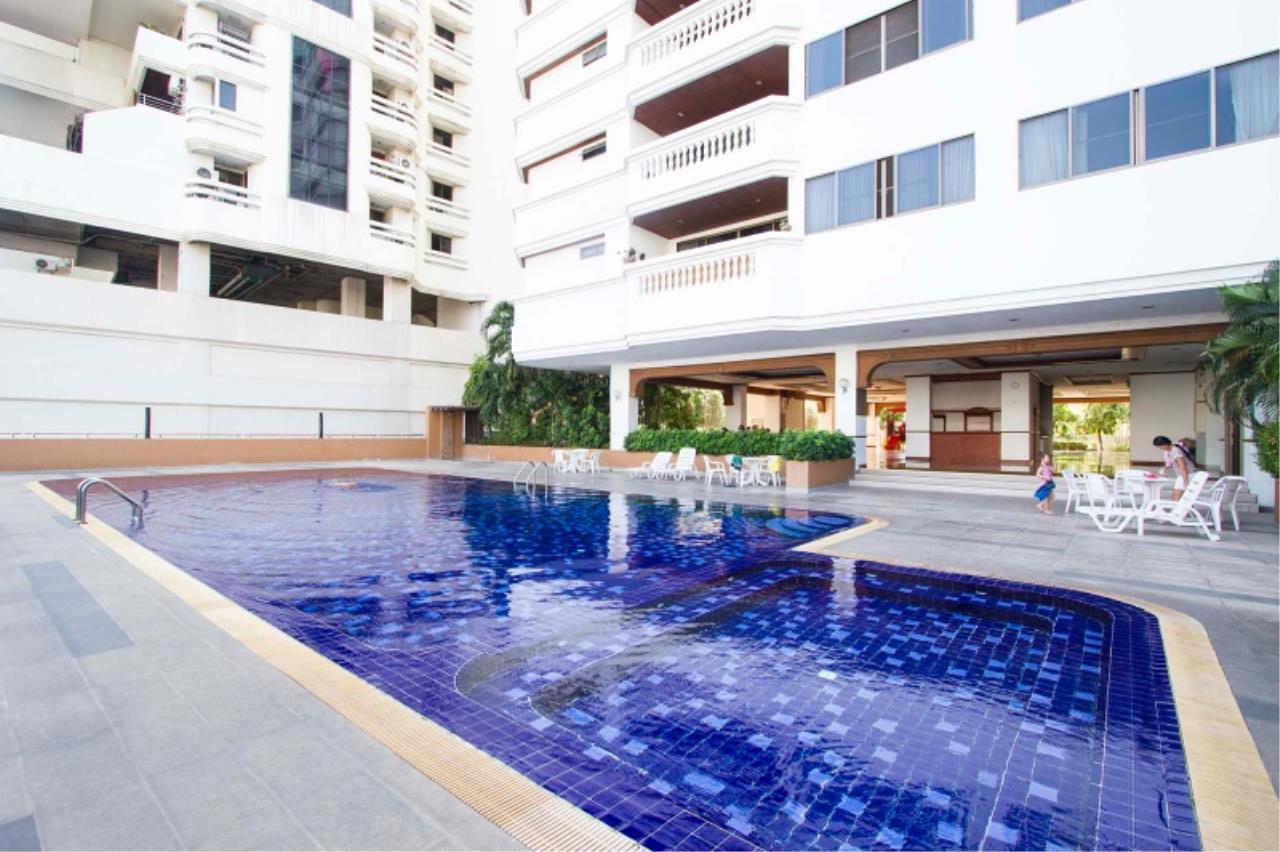 Century21 Skylux Agency's Sethiwan Palace Sukhumvit 4 / Apartment (Serviced) For Rent / 3 Bedroom / 250 SQM / BTS Nana / Bangkok 8