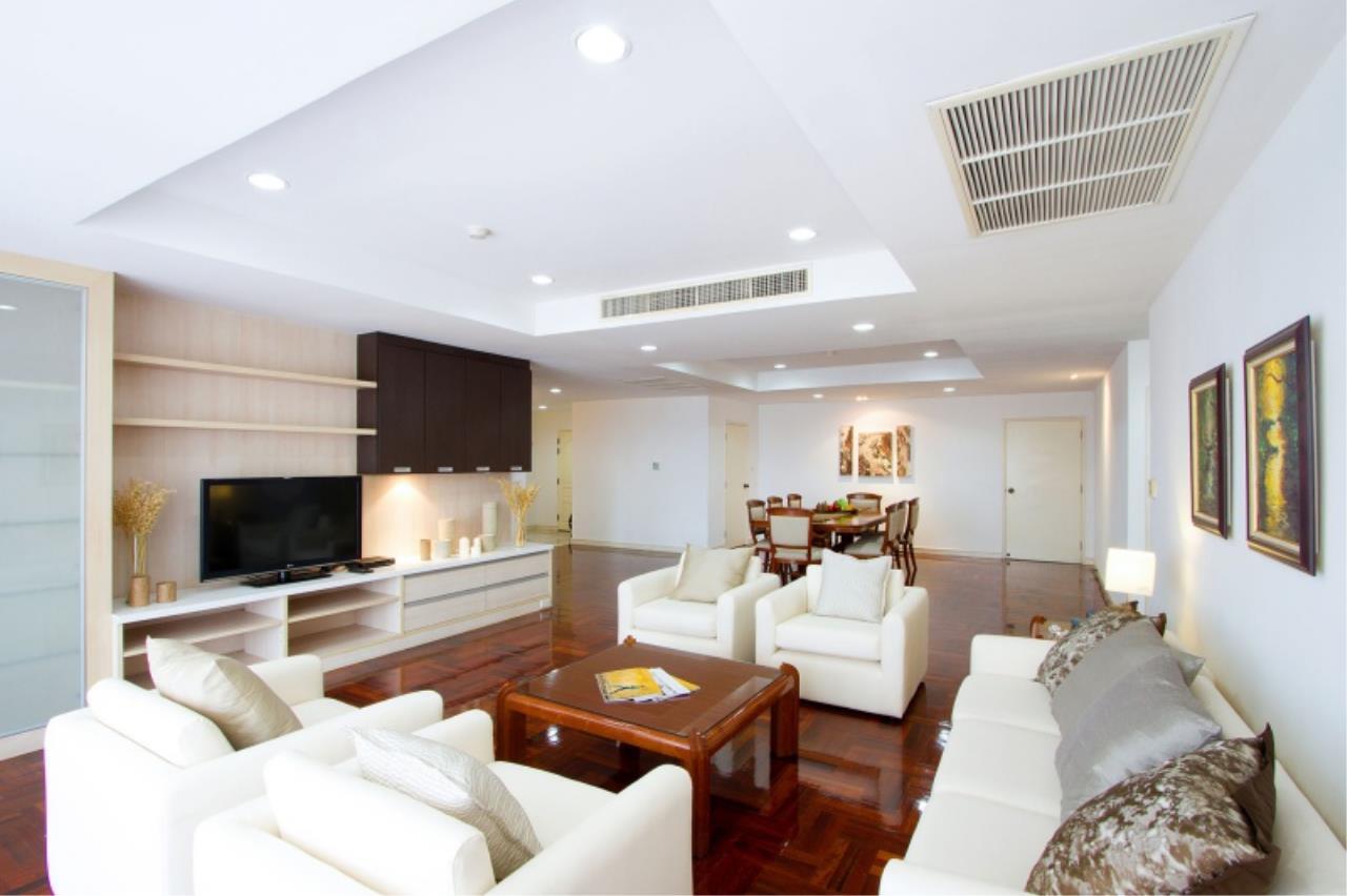 Century21 Skylux Agency's Sethiwan Palace Sukhumvit 4 / Apartment (Serviced) For Rent / 3 Bedroom / 250 SQM / BTS Nana / Bangkok 1