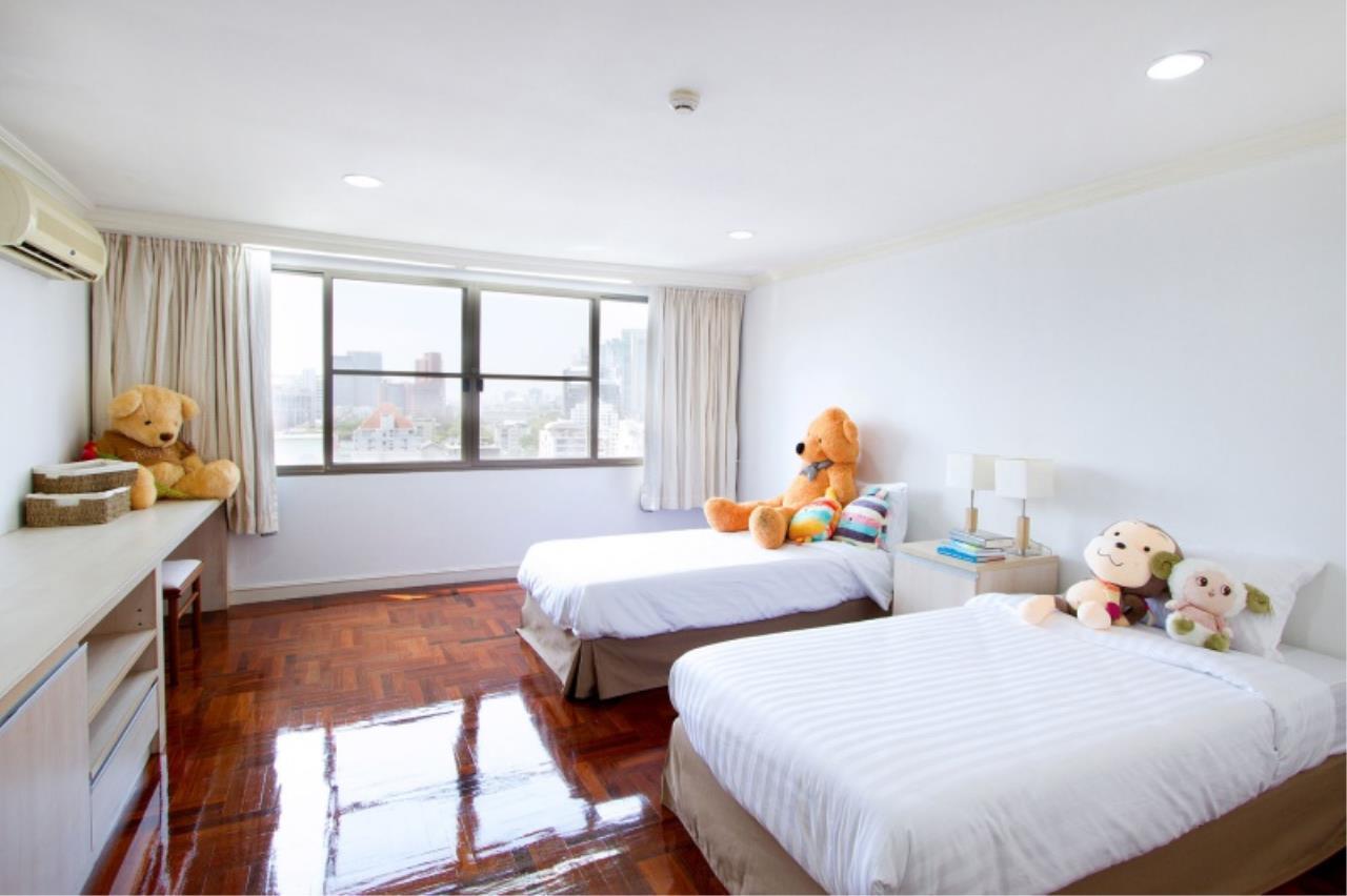 Century21 Skylux Agency's Sethiwan Palace Sukhumvit 4 / Apartment (Serviced) For Rent / 3 Bedroom / 250 SQM / BTS Nana / Bangkok 5