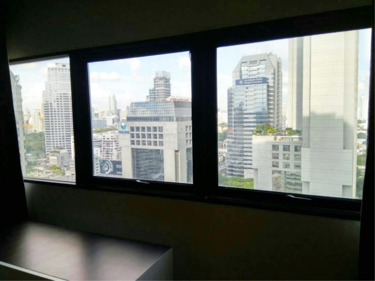 Century21 Skylux Agency's Sathorn Gardens / Condo For Sale / 1 Bedroom / 63.7 SQM / BTS Chong Nonsi / Bangkok 11